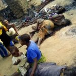 More than 100 innocent civilians killed in Boga and Tchabi, eastern Congo.